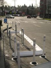 Greenlake On-Street Bike Parking