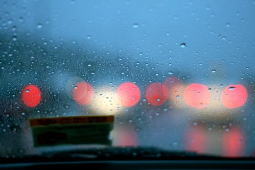 Tuesday: So much Rain