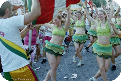Brazil - Olinda - Carnival - Parade