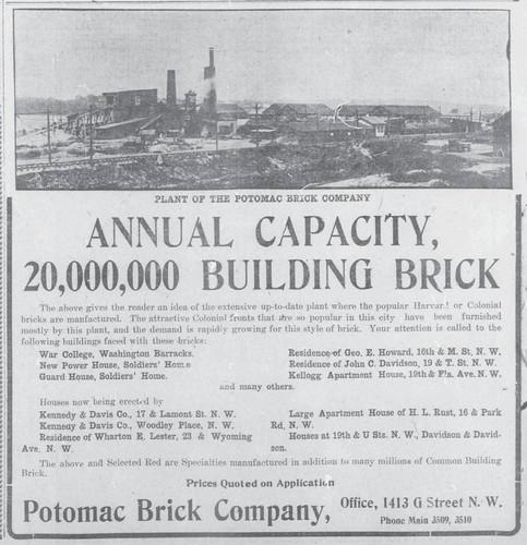 Potomac Brick Company