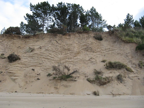 Erosion in action