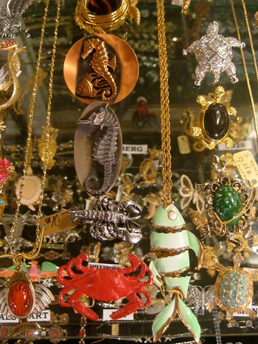 Vintage Costume Jewelry Millsboro Bazaar Delaware