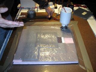 Vacuum Bag Testing