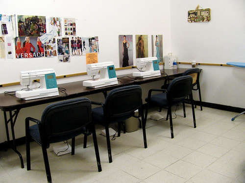 Sewing-Classroom