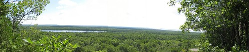 Panorama on the Cup and Saucer Trail