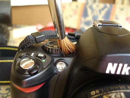 Limpiando la cámara (I)