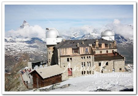 Gornergrat山上旅館