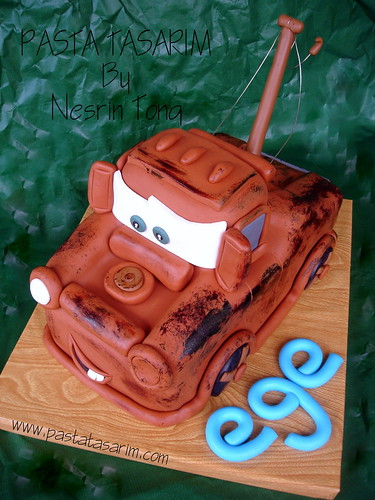 3D MATER CAKE - EGE