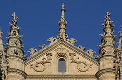 Cathedral gable