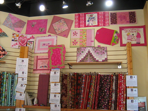 Pink Placemats Contest
