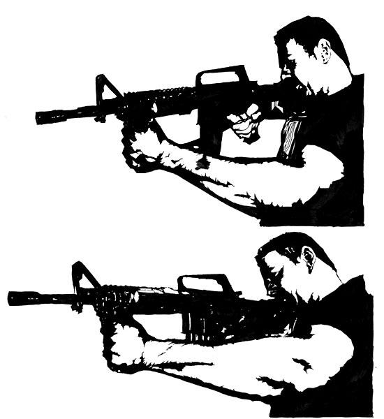 richard-ar15s-pen-and-ink-jason-thibault
