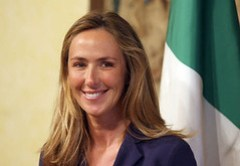 Ministro Stefania Prestigiacomo G8 Siracusa