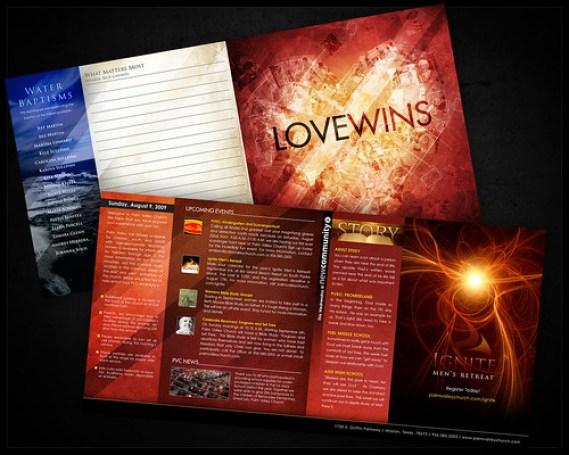 Love Wins, Worship Guide