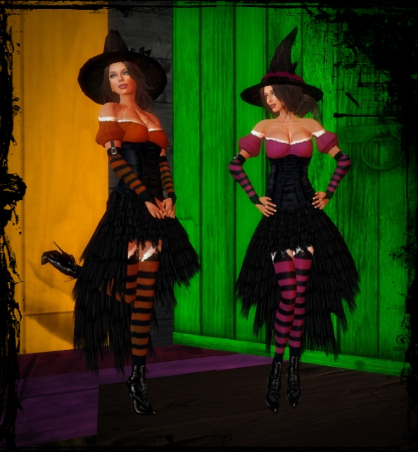Glamurena Studio - Witch Costumes