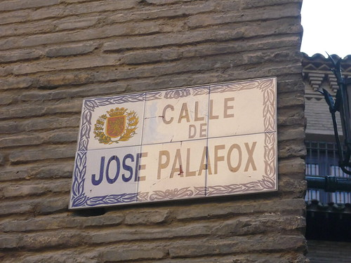 Street named after a José