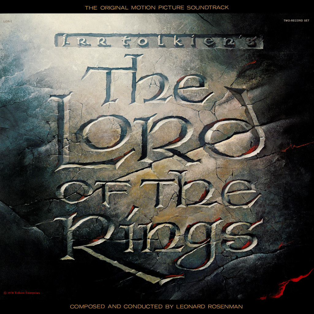 Leonard Roseman - The Lord of the Rings