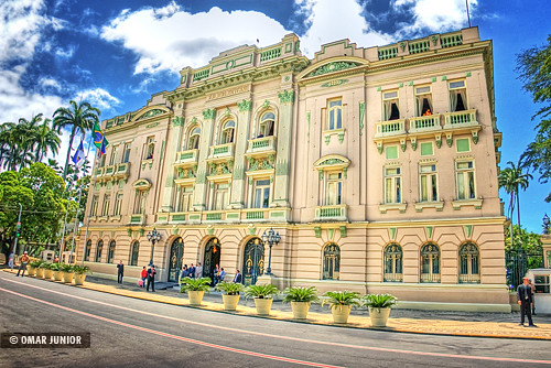 Palácio do Campo das Princesas   HDR