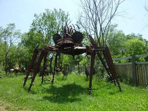 WI, Lodi - Delaney's 10 - Spider