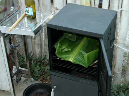 Fish-in-Smoker