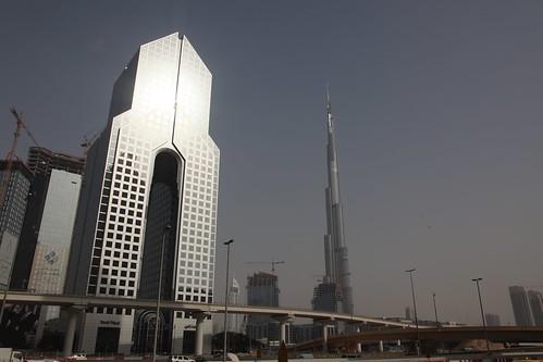 Burj Khalifa ブルジュ・ハリファ برج خليفة