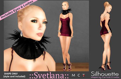 Svetlana Shape