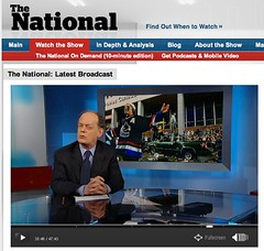 CBC Rex Murphy on the Vancouver riots - pix 07