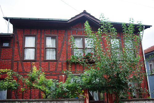 old fabric house, Düzce Üskübü, Pentax K10d