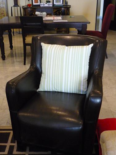 San Juan club chair
