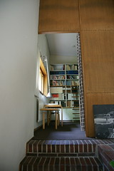 The Aalto House - design room