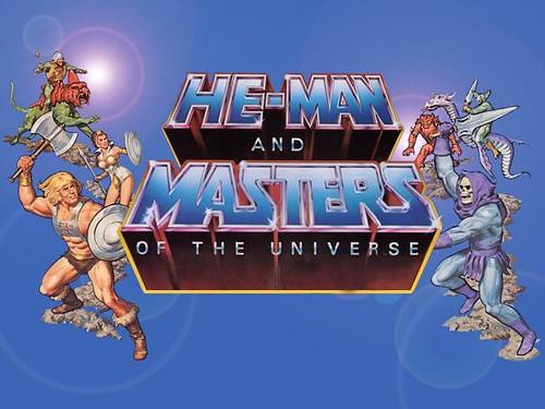 Masters del Universo por ti.