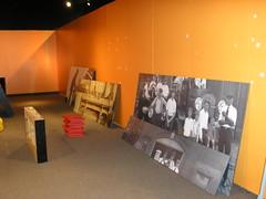 Exhibition Deinstallation Day 1