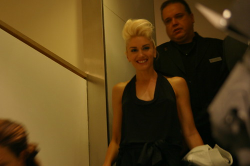 Gwen Stefani At Bloomingdales Fashion's Night Out 1