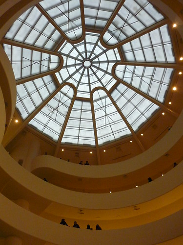 The Guggenheim rotunda