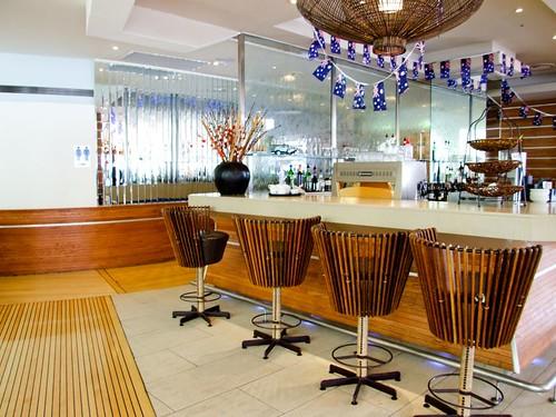 Jordans Seafood Restaurant, Darling Harbour,  Sydney NSW Australia by you.
