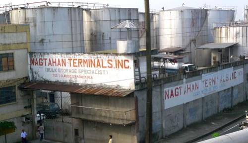 nagtahan terminal