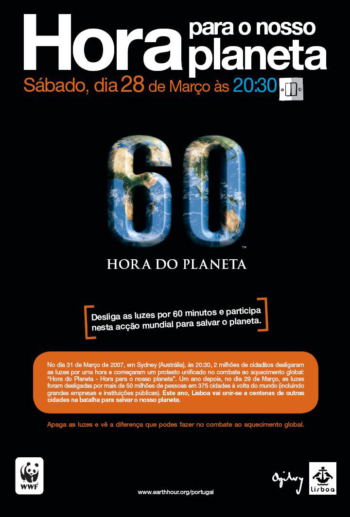 Hora do Planeta 2009