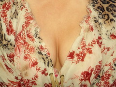 Celebrating National Cleavage Day in South Afr...
