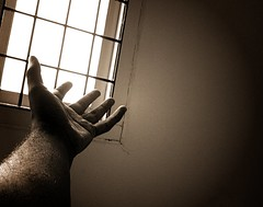 Dare to reach out your hand into the darkness,...