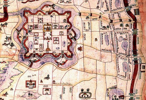 Hoàng thành và 36 phố phuòng đầu TK19