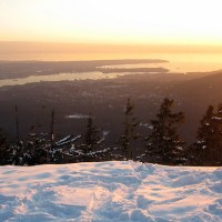 Greater Vancouver Snowshoe - Dog Mountain