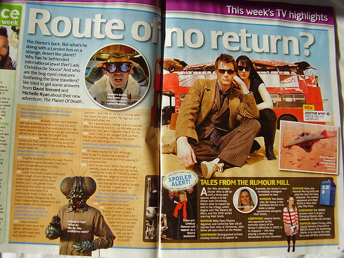 """Total TV Guide - """"Planet of the Dead'"""