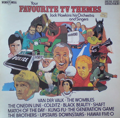 Your Favourite TV Themes