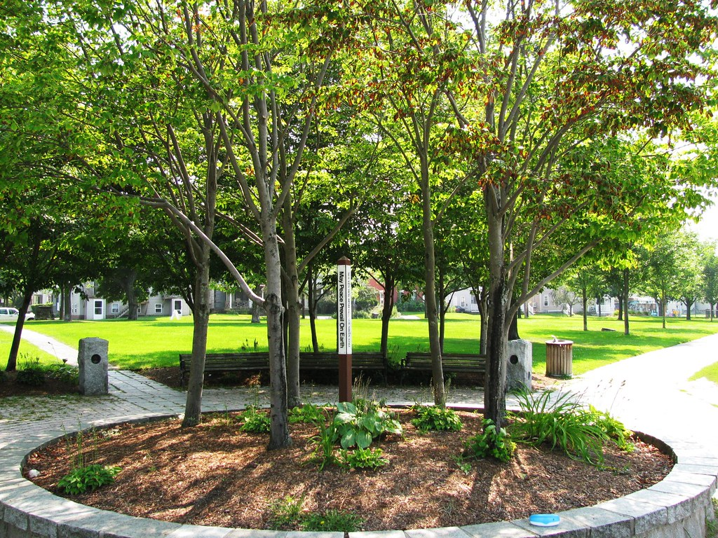 May Peace Prevail Park View
