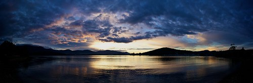 Derwent Sunset