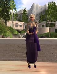 Saffia in Maud in Dans les Montagnes