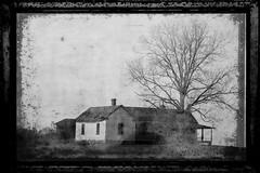 Old Farmhouse Textured