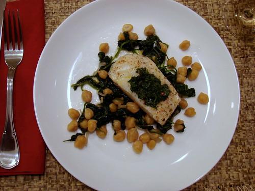 Dinner:  April 9, 2009