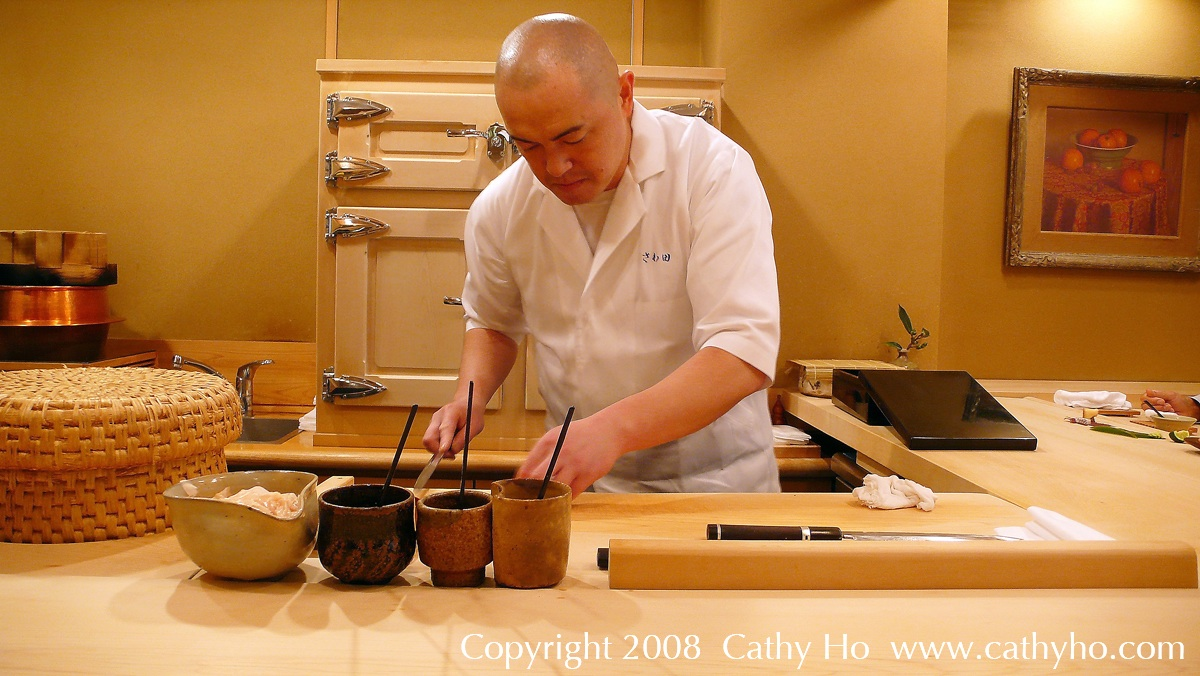 The chef - Koji Sawada (澤田幸治)
