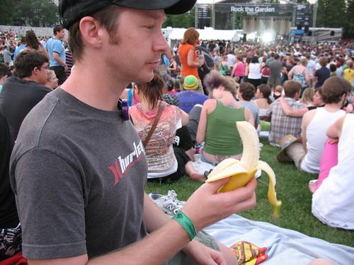 Mikey and Banana
