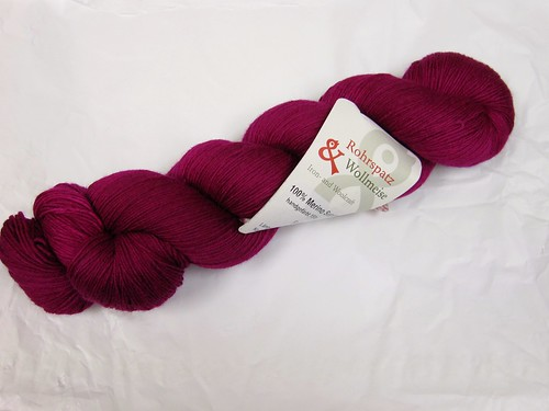 Fuchsia 100% Superwash